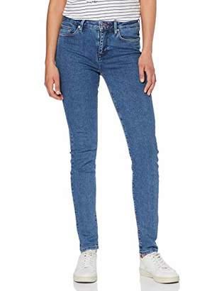 2ab5a1b5 Tommy Hilfiger Women's Como Skinny RW Aleka Jeans, Blau 911, ...
