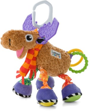 Lamaze Play and Grow Mortimer the Moose