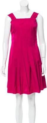 Nina Ricci Sleeveless Mini Dress
