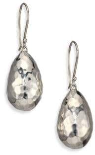 Ippolita Glamazon Sterling Silver Medium Uovo Bead Drop Earrings