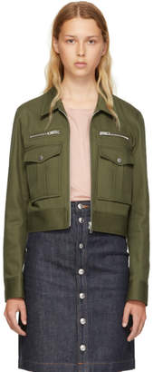Rag & Bone Green Pike Jacket