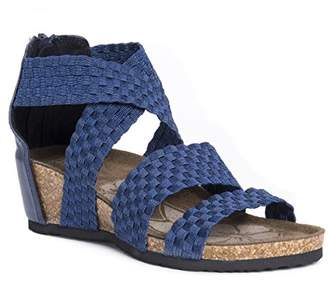Muk Luks Women's Elle Wedge Sandals