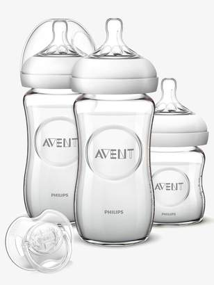 Vertbaudet PHILIPS AVENT Natural Pack of 3 Glass Baby Bottles