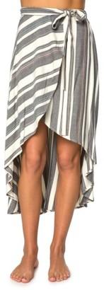 Women's O'Neill X Natalie Off Duty Savi Woven Skirt $54 thestylecure.com