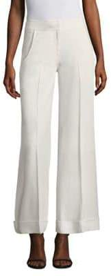 Derek Lam Cropped Wide-Leg Trousers