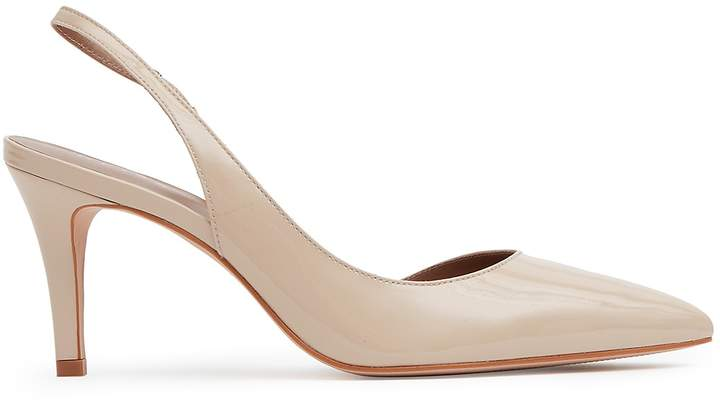 Nude Slingback Heels - ShopStyle Australia