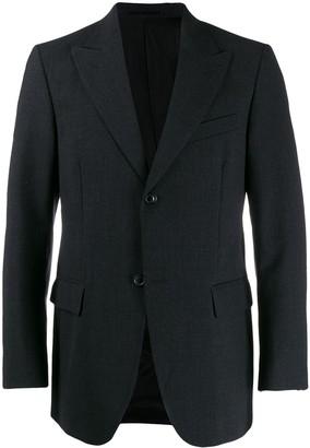 Cobra S.C. peaked lapel suit jacket