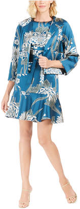 Natori N Chrysanthemum Dress