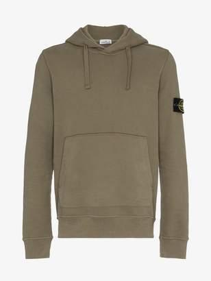 Stone Island long sleeve hoodie sweater