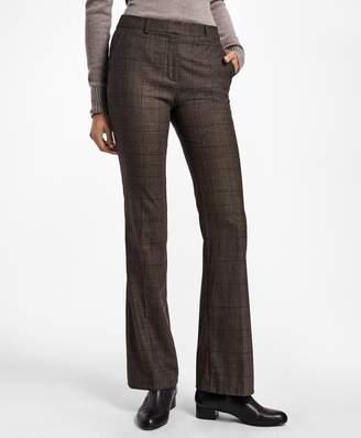 Brooks Brothers Loro Piana Prince of Wales Trousers