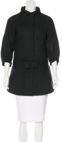 pradaPrada Wool Short Coat