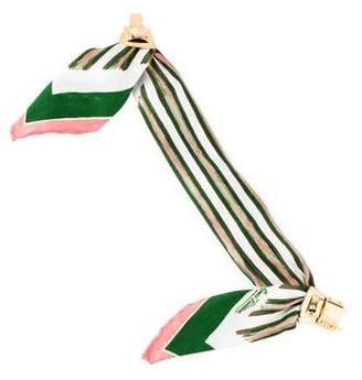 Louis Vuitton Fabric Bracelet