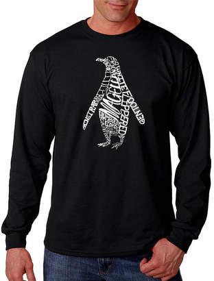 Original Penguin LOS ANGELES POP ART Los Angeles Pop Art T-Shirt-Big and Tall