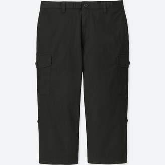 Uniqlo MEN Roll Up 3/4 Cargo Pants