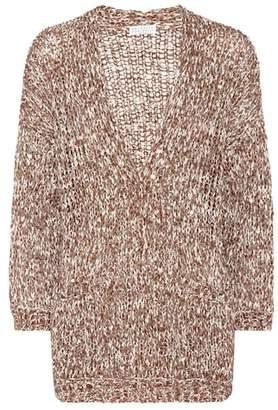 Brunello Cucinelli Sequinned V-neck cardigan