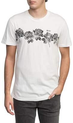 RVCA Oblow Roses T-Shirt
