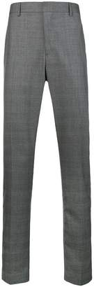 Calvin Klein stripe detail trousers