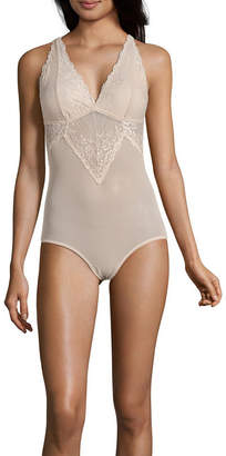 Flora Nikrooz Flora By Womens Lace Teddy V Neck