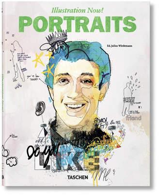 Taschen Illustration now! portraits