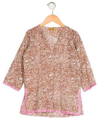 Roberta Roller Rabbit Girls' Printed Shift Dress w/ Tags