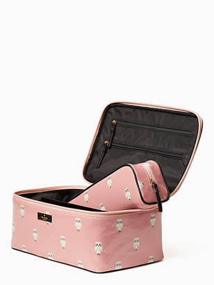 Kate Spade Daycation painterly owl large colin