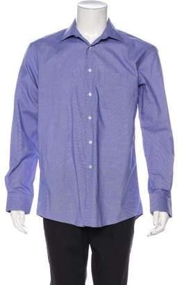 Barneys New York Barney's New York Woven Dress Shirt