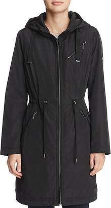 T Tahari Tiffany Windbreaker Jacket
