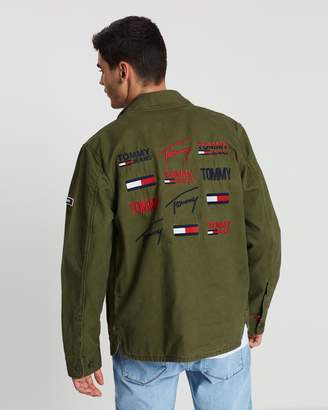 Tommy Jeans Cargo Jacket