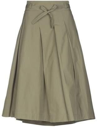 Loro Piana 3/4 length skirt