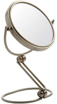 JERDON 10X Magnifying Travel Mirror