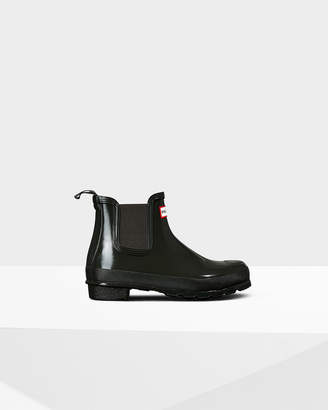 Hunter Women's Original Gloss Chelsea Boots