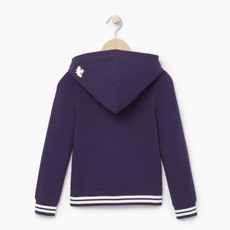 Roots Girls Alumni Full Zip Hoody