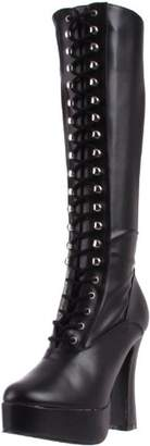 Pleaser USA Women's Electra-2023 Knee-High Boot