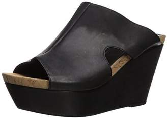 VIC Women's Platform Wedge Slide