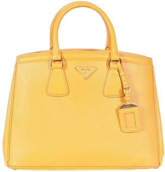 Prada Galleria Leather Handbag