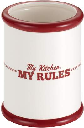 Cake Boss My Kitchen, My Rules Tool Crock
