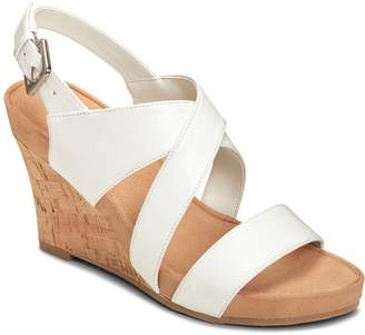 Aerosoles A2 By A2 by True Plush Women's Wedge Sandals