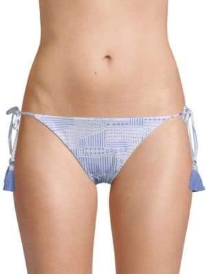 Dolce Vita Reversible String Bikini Bottom