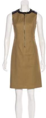 Belstaff Sleeveless Knee-Length Dress
