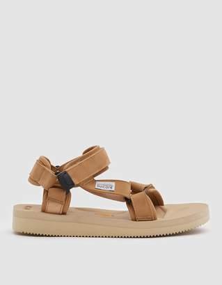 Suicoke DEPA-V2NU Sandal in Beige