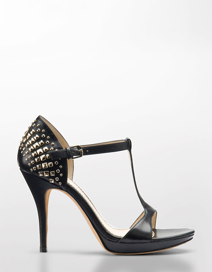 ISOLA Ivalee Studded Leather Pumps