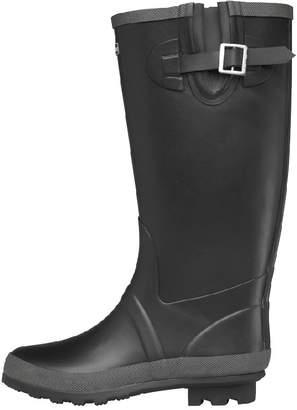 Karrimor Womens Wellington Boots Black/Dark Grey