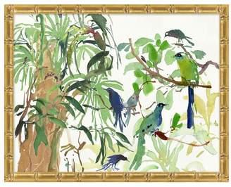 Pottery Barn Rainforest Birds