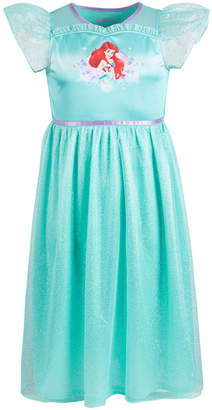 LTB Ame Little & Big Girls The Little Mermaid Nightgown