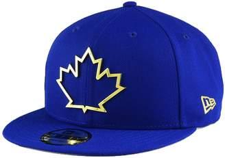 New Era Toronto Blue Jays Metal Framed 9Fifty Cap