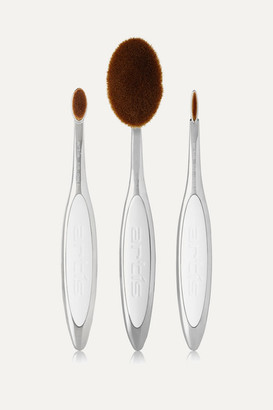 Artis Brush Next Generation Elite Mirror 3 Brush Set - White