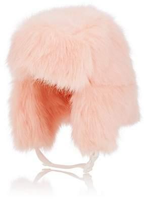 LANDLORD Men's Faux-Fur Trapper Hat - Pink