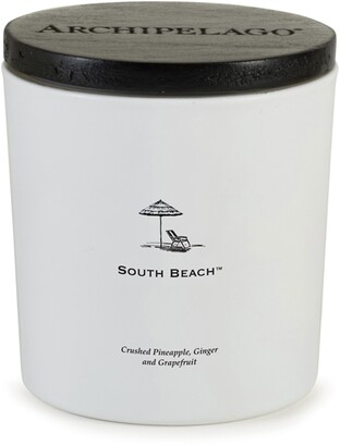 Archipelago Botanicals South Beach Luxe Candle