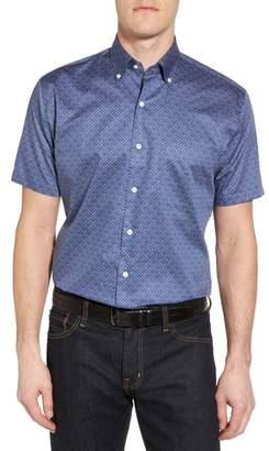 Peter Millar All Aces Regular Fit Sport Shirt