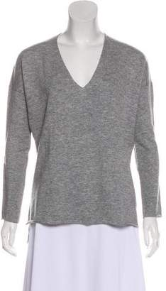 Barbara Bui Wool V-Neck Sweater